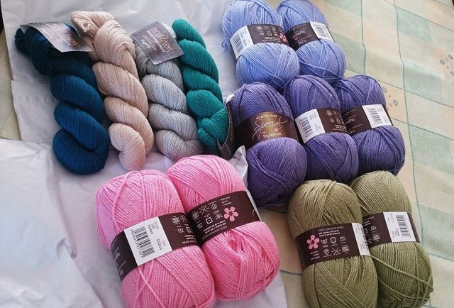 new project yarn