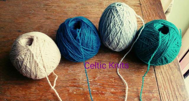 Celtic Knits Design