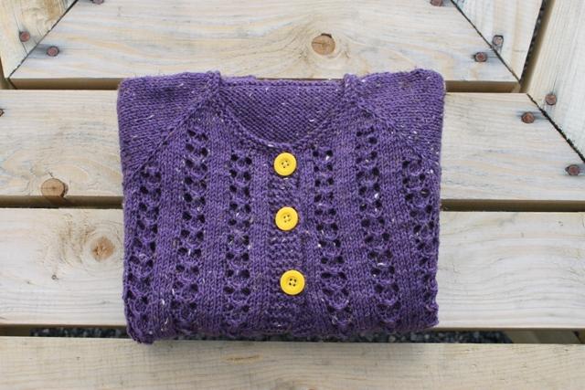 Caoimhe's Sunday Sweater