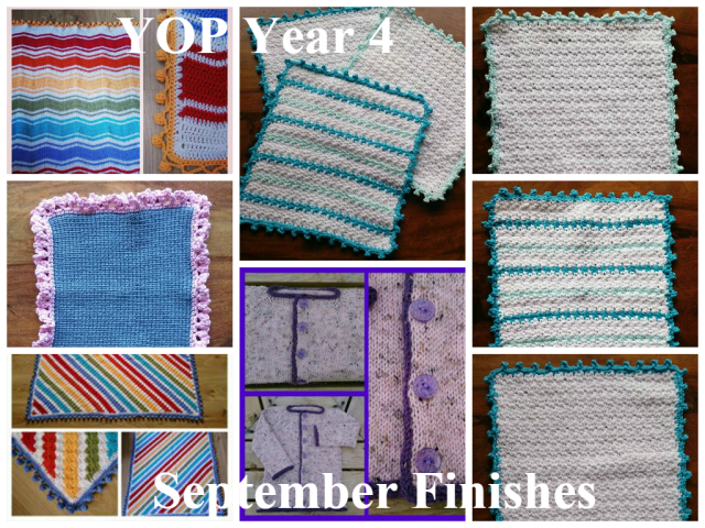 September Finishes
