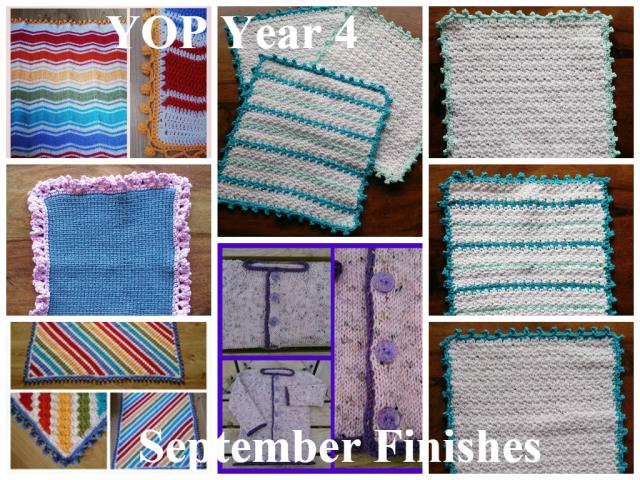 September Finishes