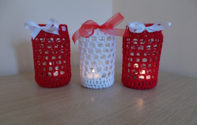 Christmas Tealight Holders