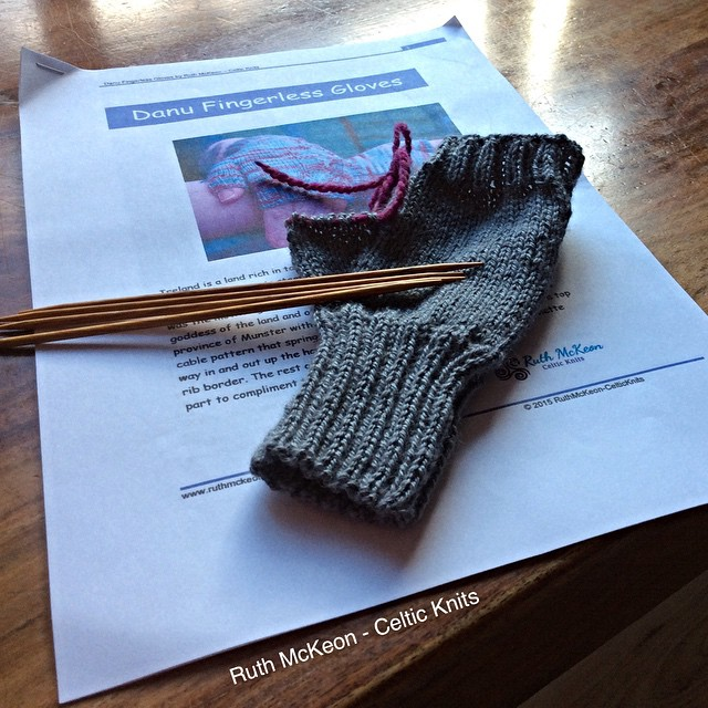 Danu Fingerless Gloves