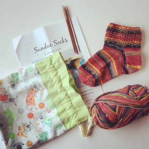 Sundae Socks 2